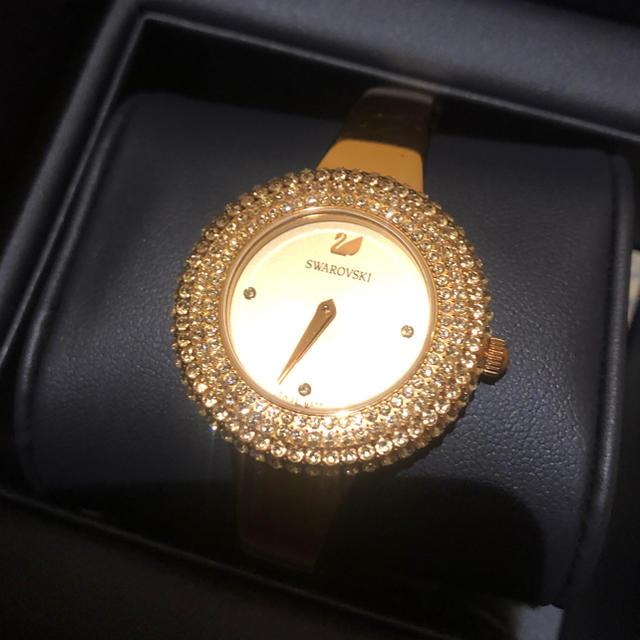 SWAROVSKI - スワロフスキー (元値5万程度) Swarovski 時計 正規品 の通販 by A's shop|スワロフスキーならラクマ