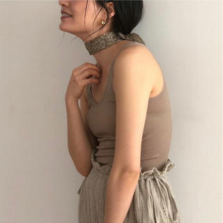 トゥデイフル(TODAYFUL)のTODAYFUL Silk Sheer Scarf(バンダナ/スカーフ)