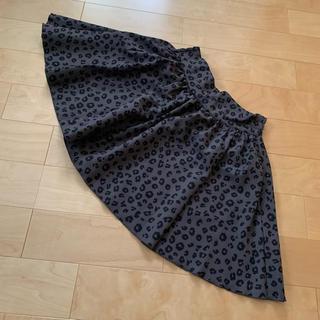 ローリーズファーム(LOWRYS FARM)のレオパード柄秋スカート(ミニスカート)