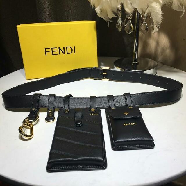 FENDI(フェンディ)の多機能 FENDI メンズ ベルド  メンズのファッション小物(ベルト)の商品写真