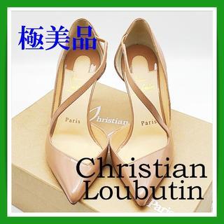 クリスチャンルブタン(Christian Louboutin)のE277★極美品★Christian Loubutin パンプス 35.5(ハイヒール/パンプス)
