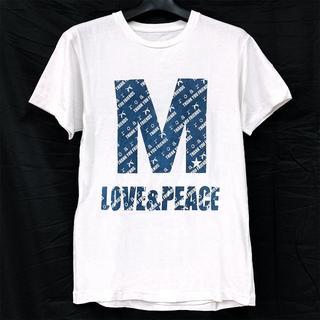 エム(M)のroar(roarguns)×M(エム)限定コラボTシャツ(ネイビー・XSサイズ(Tシャツ/カットソー(半袖/袖なし))
