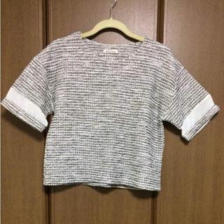 ローズバッド(ROSE BUD)のトップス(Tシャツ(半袖/袖なし))