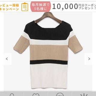 プラステ(PLST)のチョビ様専用 プラステカットソー(カットソー(半袖/袖なし))