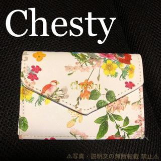 チェスティ(Chesty)の⭐️新品⭐️【Chesty チェスティ】マルチミニ財布★付録❗️(財布)