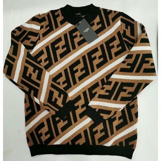 フェンディ(FENDI)のFENDI フェンディニット セーター シャツ パーカー 長袖(ニット/セーター)