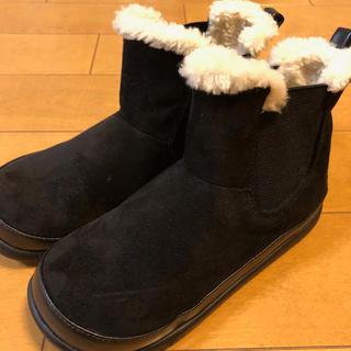 ムジルシリョウヒン(MUJI (無印良品))の無印のキッズブーツ(ブーツ)