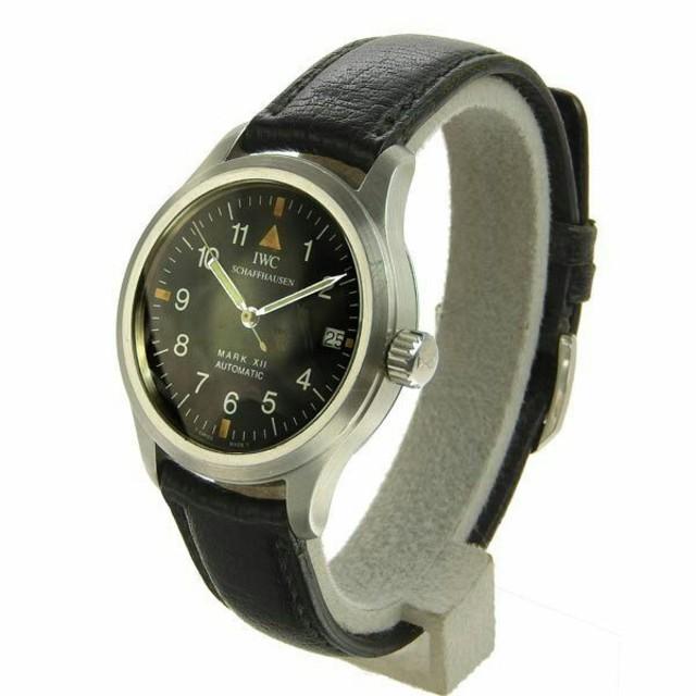 IWC - IWC アイダブリューシー マーク12 メンズオートマ 腕時計の通販 by アキヤマking's shop|インターナショナルウォッチカンパニーならラクマ