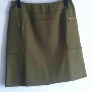 ミュウミュウ(miumiu)の気まぐれ値下げ❗️ミュウミュウ スカート(ひざ丈スカート)