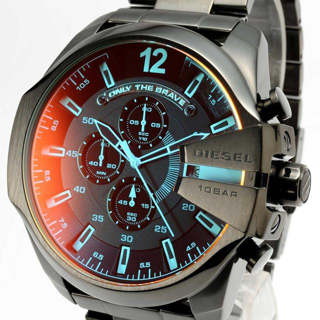 DIESEL - 値下げ中!DZ4318  ディーゼル 腕時計 メガチーフの通販 by Jesus's shop|ディーゼルならラクマ