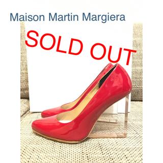 マルタンマルジェラ(Maison Martin Margiela)のお値下げ‼️⚠️【Maison Martin Margiera H&M】(ハイヒール/パンプス)