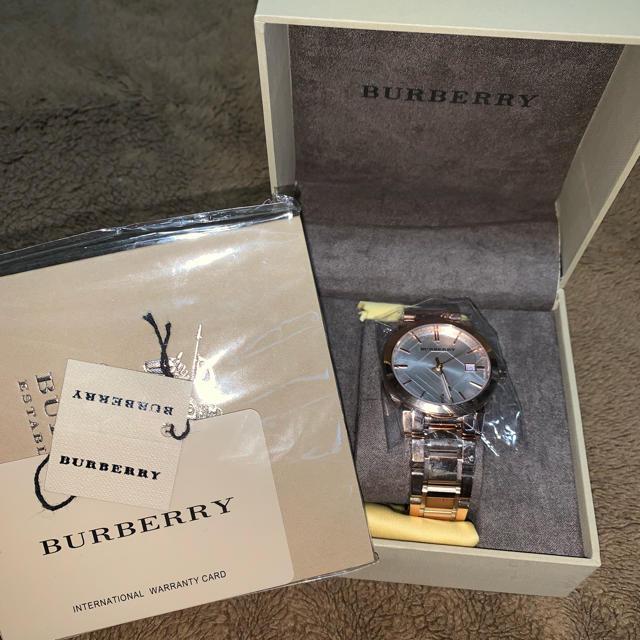 BURBERRY - BURBERRY バーバリー 時計の通販 by おしまる水産's shop|バーバリーならラクマ