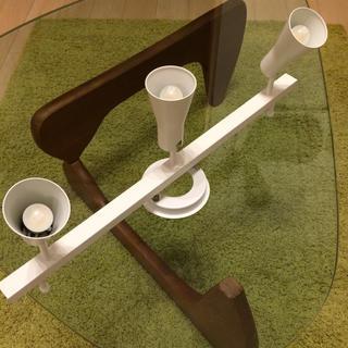 ムジルシリョウヒン(MUJI (無印良品))の無印良品 スポットライト(LED電気)(天井照明)