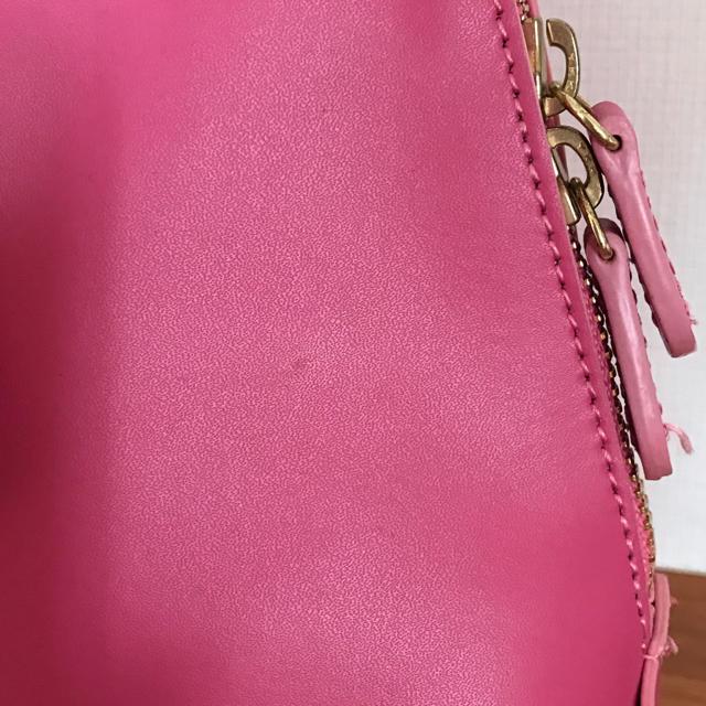 4℃(ヨンドシー)のLuria 4°C ハンドバッグ レディースのバッグ(ハンドバッグ)の商品写真