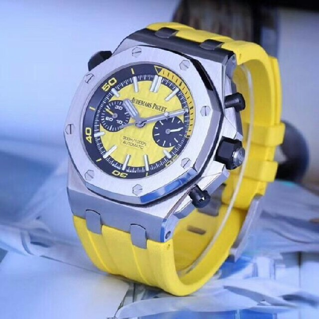 AUDEMARS PIGUET - 美品 AUDEMARS PIGUET 自動巻き 腕時計 の通販 by sugahara's shop|オーデマピゲならラクマ