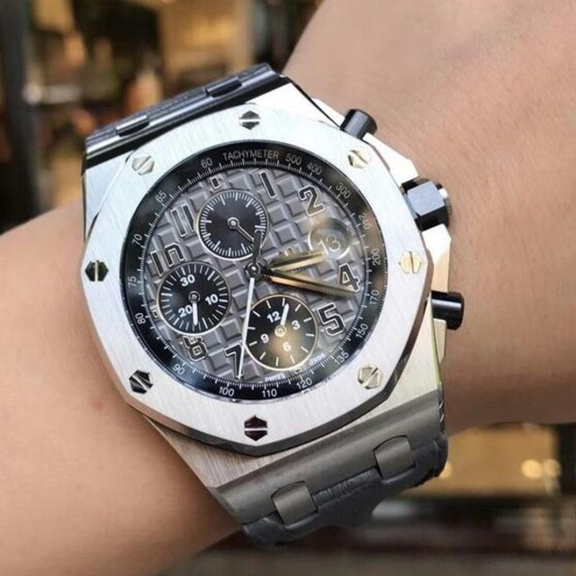 AUDEMARS PIGUET - 美品 AUDEMARS PIGUET 自動巻き 腕時計の通販 by sugahara's shop|オーデマピゲならラクマ