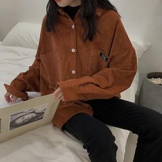 アーバンリサーチ(URBAN RESEARCH)の新品☆コーデュロイビッグシャツB(シャツ/ブラウス(長袖/七分))
