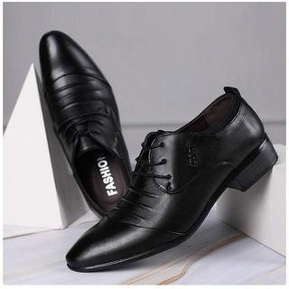 [LHWY] 令和 ビジネスシューズ 革靴 メンズ (ドレス/ビジネス)