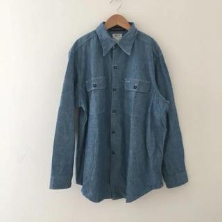 【MADISONBLUE】マディソンブルー シャンブレーシャツ 美品