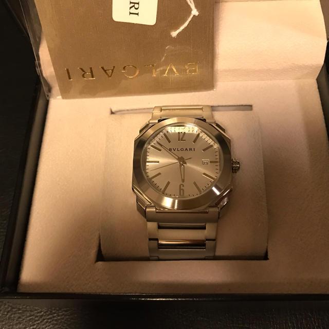 BVLGARI - ブルガリ オクト BG041S 裏スケ   メンズ 腕時計 の通販 by ヒロ's shop|ブルガリならラクマ