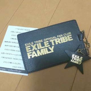 EXILE TRIBE - EXILE パスケース