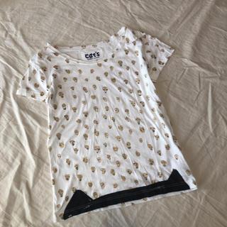 ツモリチサト(TSUMORI CHISATO)のツモリチサト cats Tシャツ トップス 2(Tシャツ(半袖/袖なし))
