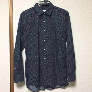 ユニクロ(UNIQLO)のUNIQLO men's ドットシャツ(シャツ)