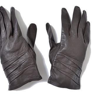 クリスチャンディオール(Christian Dior)の■Christian Dior■leather glove/ディオール(手袋)
