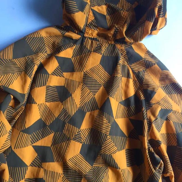 patagonia(パタゴニア)の【美品】patagonia kids Baggies Jacket オレンジ レディースのジャケット/アウター(ブルゾン)の商品写真