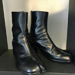 マルタンマルジェラ(Maison Martin Margiela)のmaison margiela  足袋ブーツ ヒール 41(ブーツ)