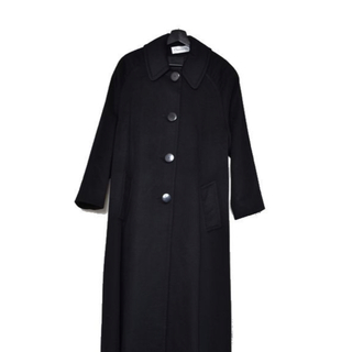 クリスチャンディオール(Christian Dior)の◇Christian Dior◇size2 CASHMERE LONG COAT(ロングコート)