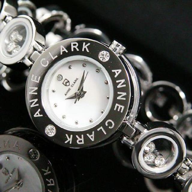 ANNE CLARK - アンクラーク 腕時計 レディース ブランド シルバー ブレスレット 感覚の通販 by おもち's shop|アンクラークならラクマ
