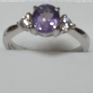 パープルスピネルの指輪(リング(指輪))