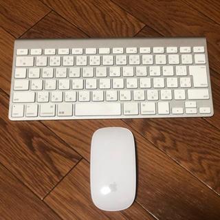 Apple - apple ワイヤレスキーボード+マウス セット