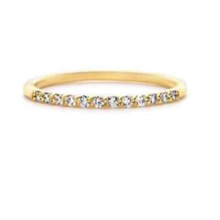 アーカー(AHKAH)のAHKAH ダイヤモンドリング ドゥーズブリエリング (リング(指輪))