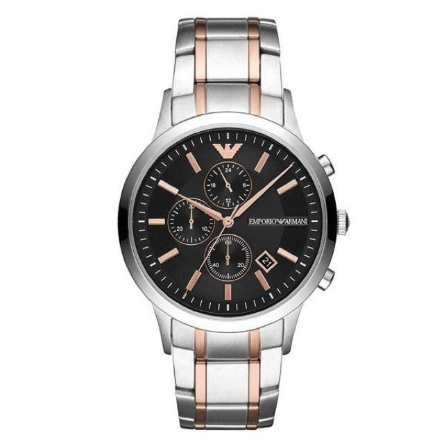 Emporio Armani - エンポリオアルマーニ メンズ 時計 レナート AR11165の通販 by いちごみるく。's shop|エンポリオアルマーニならラクマ