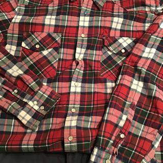 ギャップ(GAP)のGap メンズ チェックシャツ XL(シャツ)