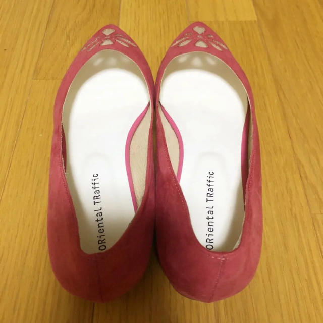 ORiental TRaffic(オリエンタルトラフィック)のももましゅ様専用 レディースの靴/シューズ(ハイヒール/パンプス)の商品写真