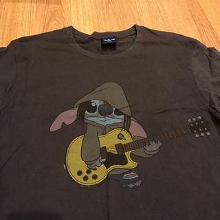 ディズニー(Disney)のBUMP OF CHICKEN スティッチ Tシャツ(ミュージシャン)
