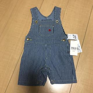 しまむら - POLO Baby オーバーオール