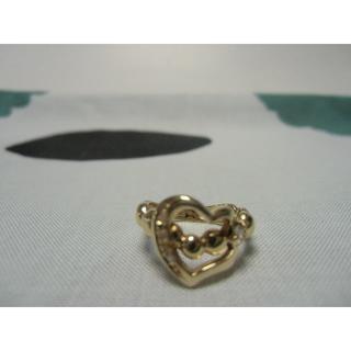 ♡K18ダイヤデザインリング(ピンキー)♡♡(リング(指輪))