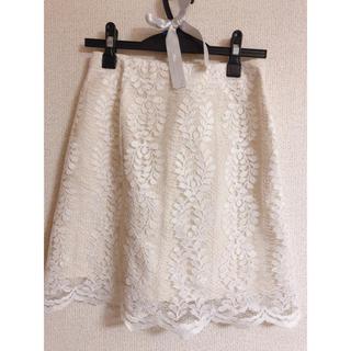 MERCURYDUO - レース 花柄 スカート