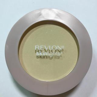 レブロン(REVLON)のレブロン スキンライト プレストパウダー 106 citrine 限定色(フェイスパウダー)