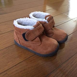 ムジルシリョウヒン(MUJI (無印良品))の無印良品 ブーツ 14センチ(ブーツ)