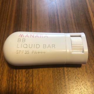 マナラ(maNara)のマナラ BBリキッドバー 化粧下地(BBクリーム)
