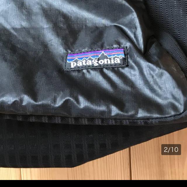 patagonia(パタゴニア)の patagonia ライトウェイト  クーリエ ショルダー バッグ 美品  レディースのバッグ(リュック/バックパック)の商品写真