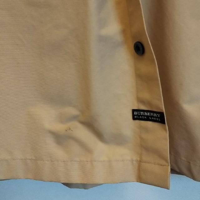 BURBERRY BLACK LABEL(バーバリーブラックレーベル)のBURBERRY ジャケット メンズのジャケット/アウター(ナイロンジャケット)の商品写真