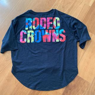 ロデオクラウンズワイドボウル(RODEO CROWNS WIDE BOWL)のRODEO CROWNS トップス(カットソー(長袖/七分))