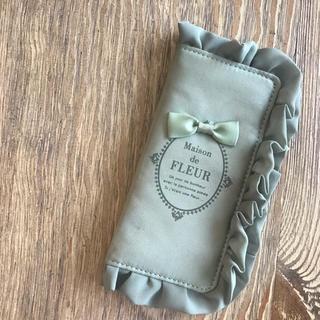 メゾンドフルール(Maison de FLEUR)のMaison de FLEUR(iPhoneケース)
