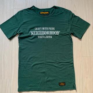 ネイバーフッド(NEIGHBORHOOD)のNEIGHBORHOOD 18SS PAP / C-CREW GREEN M(Tシャツ/カットソー(半袖/袖なし))